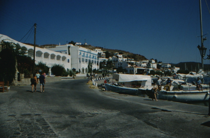 Patmos, Skala