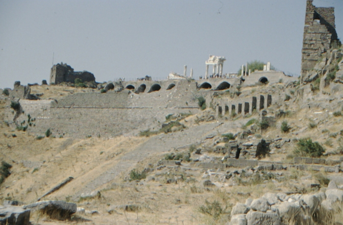 Pergamon, Panorama