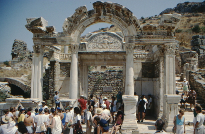Ephesus, Palast