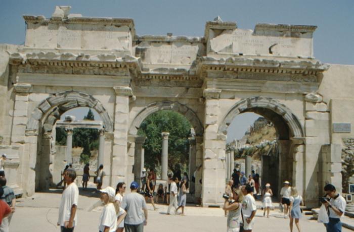 Ephesus, Tor