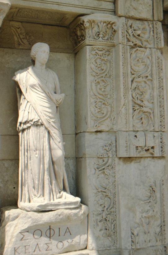 Ephesus, Göttin