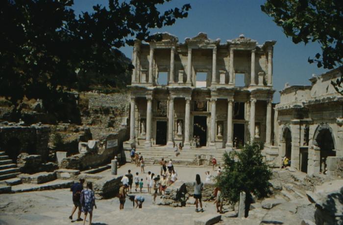 Ephesus, Bibliothek
