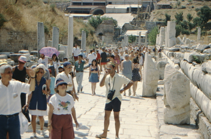 Ephesus, Flaniermeile
