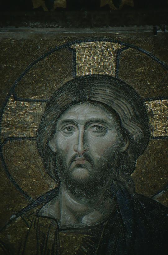 Istanbul, Hagia Sophia, Christus