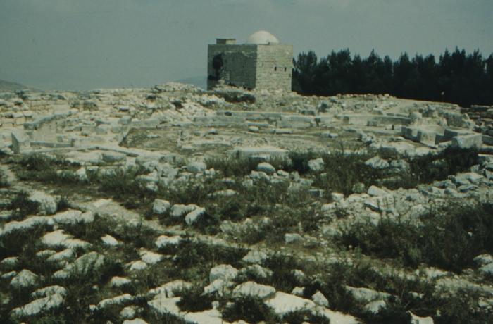 Garizim, samaritanische Moschee