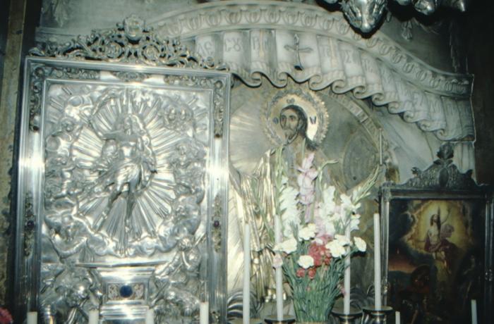 Jerusalem, Grabeskirche