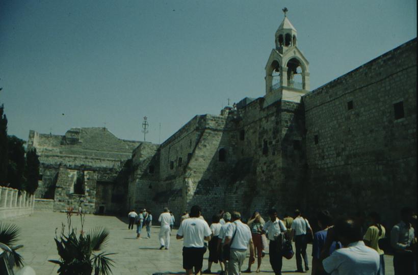 Bethlehem, Geburtskirche