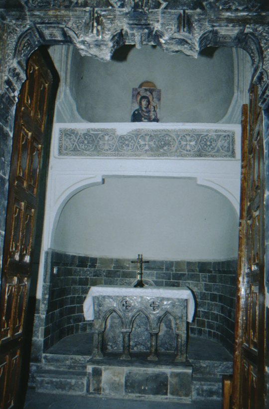 Irak, Kloster Mar Behnam