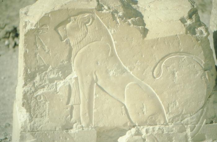 Theben West, Tempel Hatschepsut