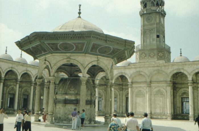 Kairo, Mohammed Ali Moschee