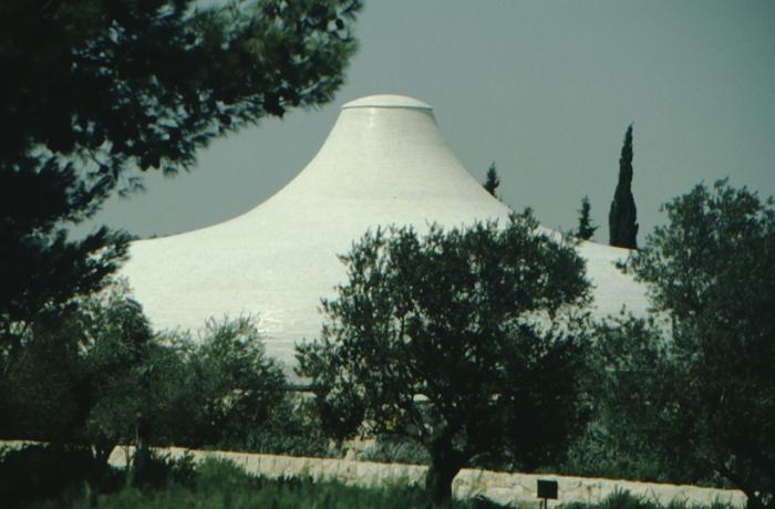 Jerusalem, Schrein des Buches