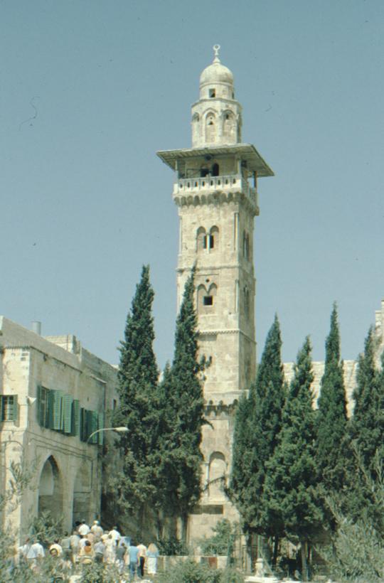 Jerusalem, Tempelberg