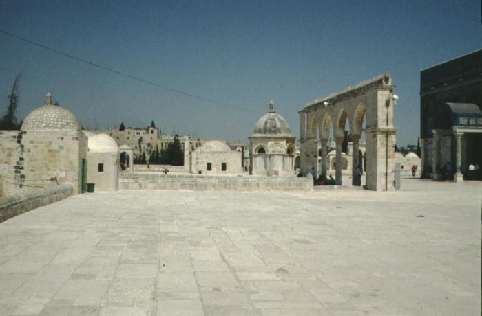 Jerusalem, Tempelplateau (Nord)