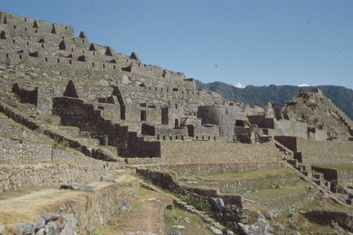 Palastviertel, Machu Picchu, Peru