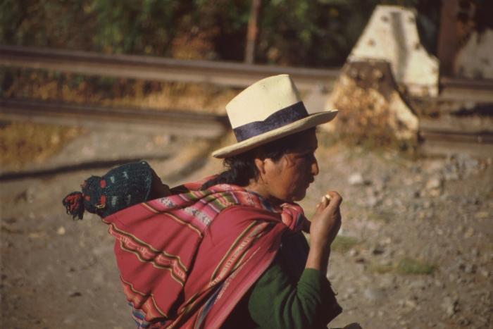 Bahnfahrt nach Machu Picchu, Peru